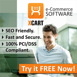 X-Cart PHP MySQL E-Commerce Content Management Systems CMS